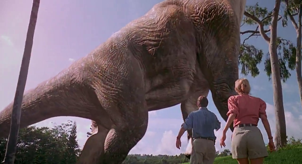 Jurassic Park 1993 Overview Sci Fi Interfaces